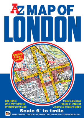 Picture of Map of London