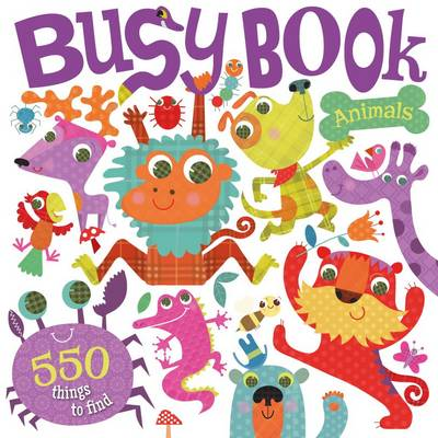 Picture of Busy Book Animal Antics