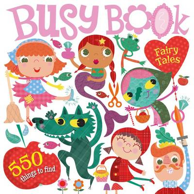 Picture of Busy Book Fairy Tales