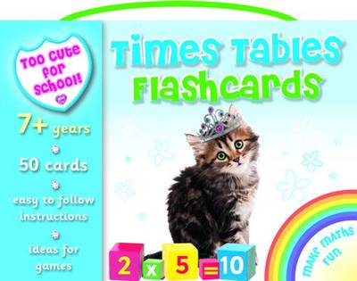 Picture of Times Table Flashcards