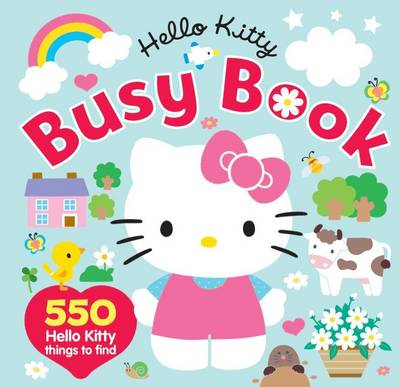 Picture of Hello Kitty Busy Book