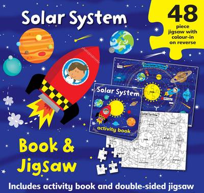 Picture of Solar System Book and Jigsaw