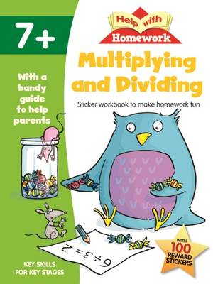 Picture of Help with Homework Multiplying & Dividing 7+
