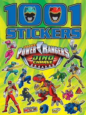 Picture of Power Rangers 1001 Stickers