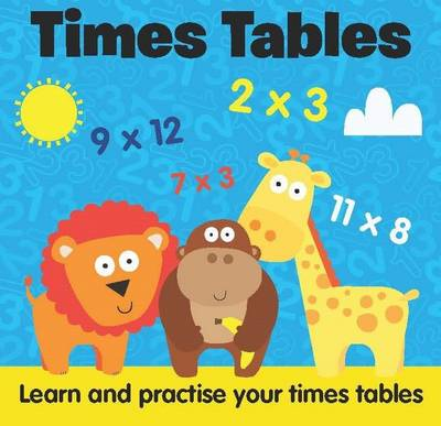 Picture of Times Tables Book & Jigsaw Set