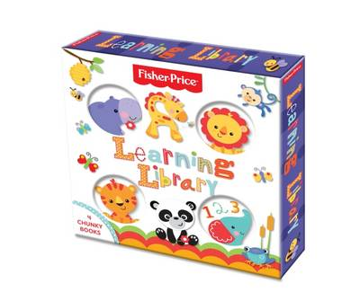 Picture of Fisher Price - My Learning Library