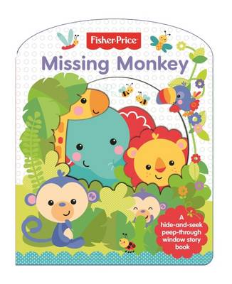 Picture of Fisher Price Cut Through: Missing Monkey