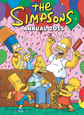 Picture of The Simpsons Annual 2015