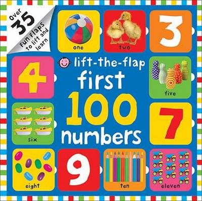 Picture of Lift-the-Flap First 100 Numbers