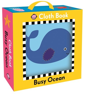 Picture of Busy Ocean Cloth Book