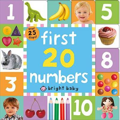 Picture of First 20 Numbers