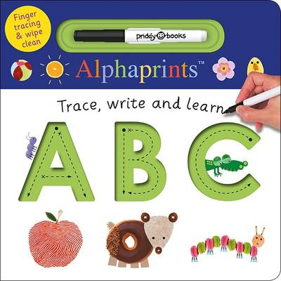 Picture of Alphaprints Trace, Write & Learn ABC