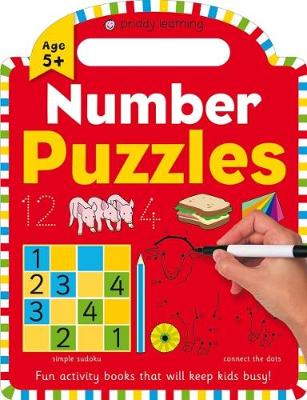 Picture of Priddy Learning Number Puzzles