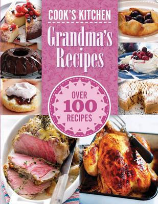 Picture of Grandma's Recipes