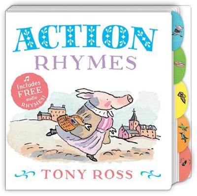 Picture of My Favourite Nursery Rhymes Board Book: Action Rhymes