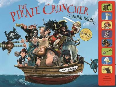 Picture of The Pirate-Cruncher: Sound Book