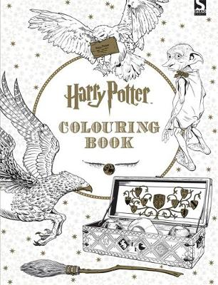 Picture of Harry Potter Colouring Book