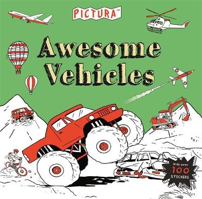 Picture of Pictura Puzzles Awesome Vehicles