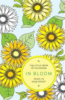 Picture of The Little Book of Colouring: In Bloom