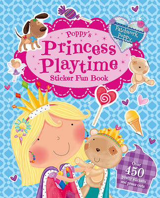 Picture of Poppy's Princess Playtime Sticker Fun Book