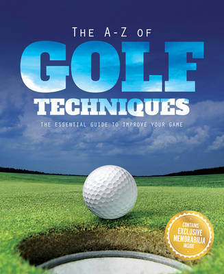 Picture of The to Z of Golf Techniques