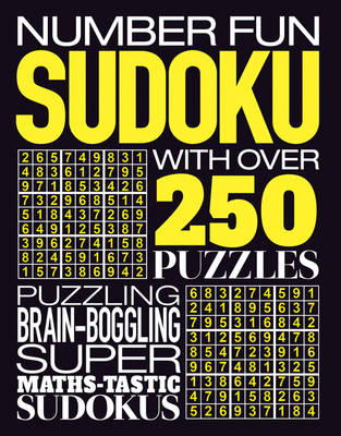 Picture of Number Fun Sudoku