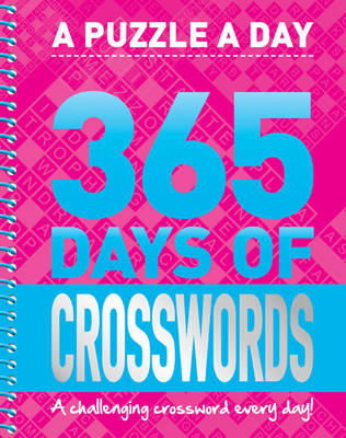 Picture of 365 Days of Crosswords