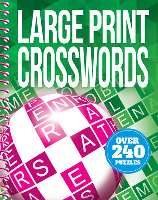 Picture of Large Print Crosswords