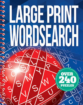 Picture of Large Print Wordsearch