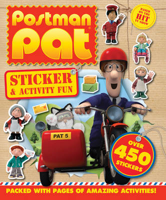 Picture of Sticker and Activity Fun