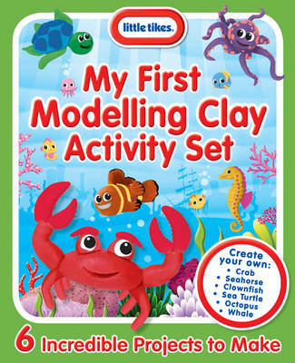 Picture of My First Modelling Clay Kit