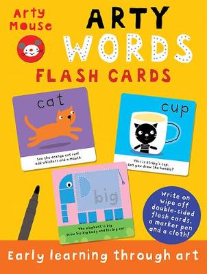 Picture of Arty Words Flash Cards