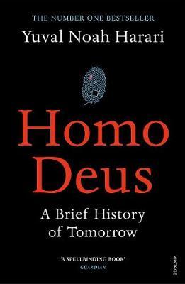 Picture of Homo Deus: A Brief History of Tomorrow
