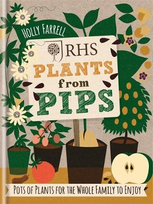 Picture of RHS Plants from Pips: Pots of Plants for the Whole Family to Enjoy