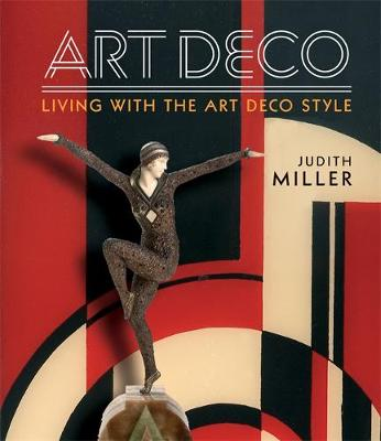 Picture of Living with the Art Deco Style: The Glamour of the Jazz