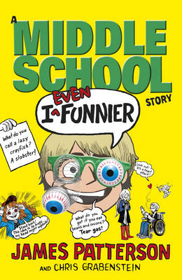 Picture of I Even Funnier: A Middle School Story