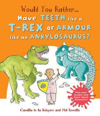 Picture of Would You Rather: Have the Teeth of a T-Rex or the Armour of an Ankylosaurus?