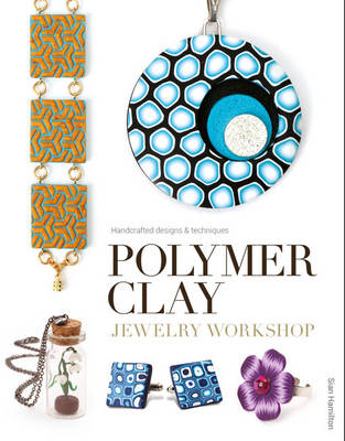 Picture of Polymer Clay Jewelry Workshop: Handcrafted Designs and Techniques