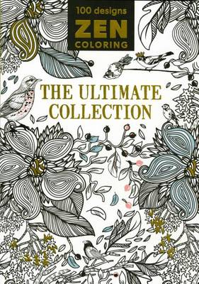 Picture of Zen Coloring - The Ultimate Collection
