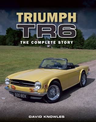 Picture of Triumph TR6: The Complete Story