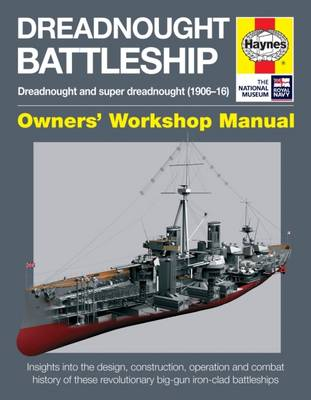 Picture of Dreadnought Battleship Manual