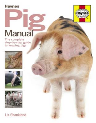 Picture of Pig Manual: The Complete Step-by-Step Guide to Keeping Pigs