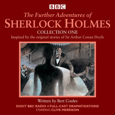 Picture of The Further Adventures of Sherlock Holmes: Eight BBC Radio 4 Full-Cast Dramas: Collection One