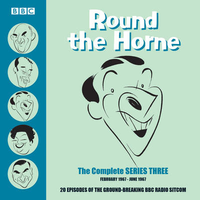 Picture of Round the Horne: Classic Comedy from the BBC Archives: Complete Series 3