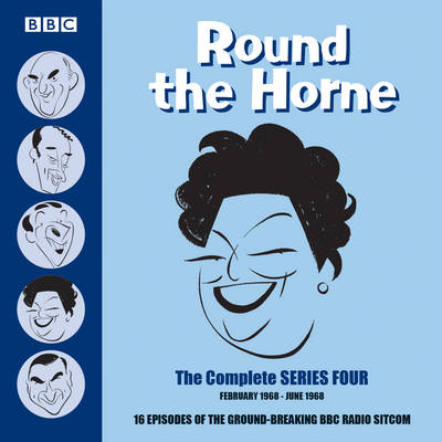 Picture of Round the Horne: 17 Episodes of the Groundbreaking BBC Radio Comedy: 4: Complete Series