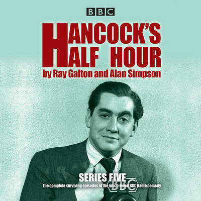 Picture of Hancock's Half Hour: 20 Episodes of the Classic BBC Radio Comedy Series: Series 5