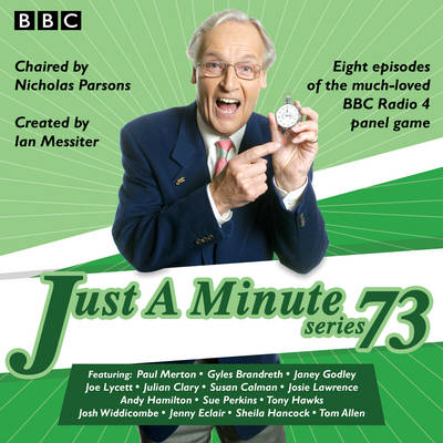 Picture of Just a Minute: All Eight Episodes of the 73rd Radio Series: Series 73