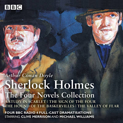 Picture of Sherlock Holmes: The Four Novels Collection