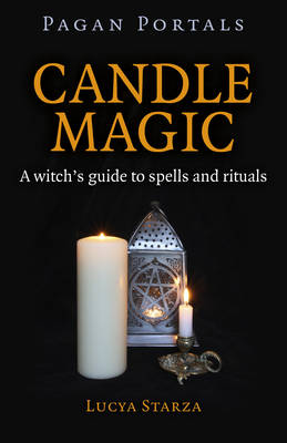 Picture of Pagan Portals - Candle Magic: A Witch's Guide to Spells and Rituals