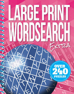 Picture of Large Print Wordsearch 2 Extra